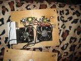 Светодиодный драйвер, два блока питания 5 и 12 вольт