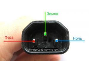 Как правильно подключить ИБП (Источника бесперебойного питания) к бортовой сети авто...
