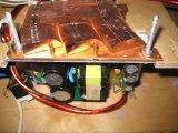 закреплен драйвер на дополнительном радиаторе